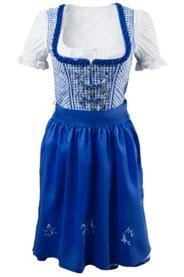 Gina Laura Dirndl, 3-teilig (Kleid, Bluse, Schü...