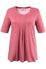 Ulla Popken Shirt mit Steppfalten und Elasthan - Große Größen Angebot