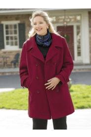 Ulla Popken Classic Pea Coat
