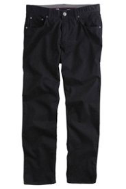 Pantalon 5 poches, superblack