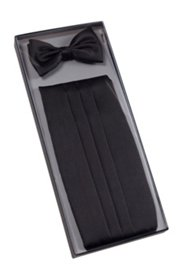 Set–Cummerbund and Bow Tie