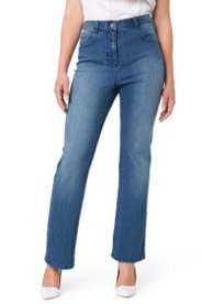 Figure Shaping Bootcut Jeans