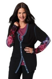 Twinset-Strickjacke