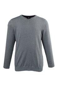 V-Pullover, Pima-Cotton