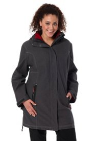 Long-Outdoorjacke