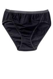 Jazz-Pants, hoher Beinausschnitt