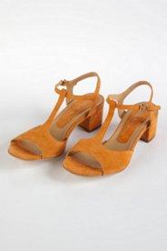 klassische Sandalette, Weite: H.
