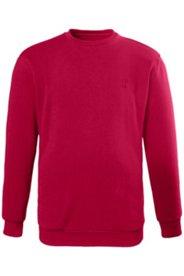 Sweatshirt, gerade und bequem geschnitten