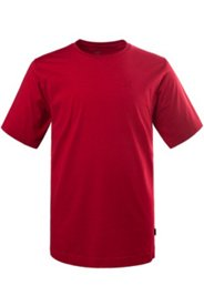 Basic T-Shirt, gekämmte Baumwolle
