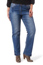 Jeans mit Stretchkomfort, 5-Pocket