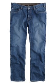 5-Pocket-Jeans, Regular Fit, mit Komfortbund