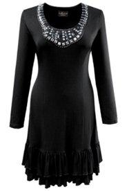 Kleid aus elastischem Jersey