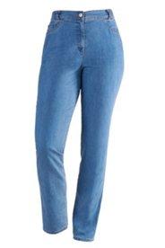 Jeans aus bequemem Stretch-Denim, 5-Pocket