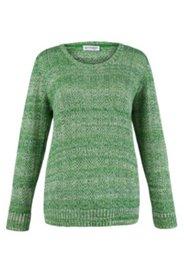 Pullover, melierter Grobstrick