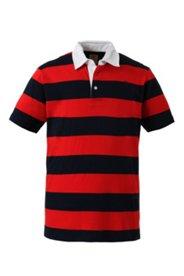 Halbarm-Poloshirt