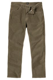 Cordhose, Regular Fit, dunkelmarine, Stretch-Komfortbund
