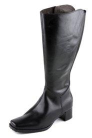 Stiefel mit Elastikeinsatz, Weite H