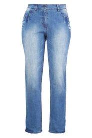 Jeans, gerades Bein, Regular Fit