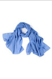 Schal aus edler Viskose, leicht transparent