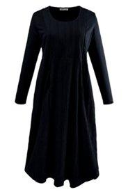 Kleid, Struktureffekt, Bio-Baumwolle