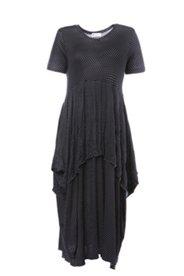 Kleid im Lagen-Look, weites Modell