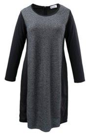 Kleid im Patch-Look