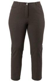 Bi-Stretchhose, 5-Pocket-Form mit geradem Bein