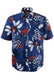Hemd, Blumenmuster, Modern Fit