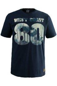 T-Shirt, Zahl-Motiv