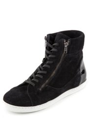 Sneaker, hohes Modell, Weite H