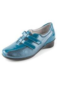 Sneaker mit Klettverschluss, Weite H