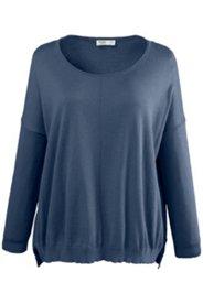 Pullover aus Biobaumwolle, oversized