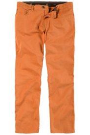 5-Pocket-Hose, Kontrastnähte, elastischer Komfortbund, Regular Fit