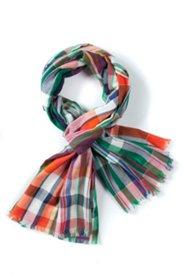 Schal, Karo multicolor