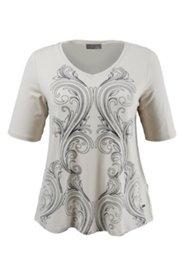 Shirt, weich fließende Viskose mit Elasthan