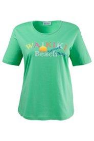 Shirt mit Schriftzug WAIKIKI BEACH, 100 % Baumwolle