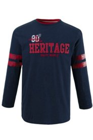 T-Shirt mit Heritage-Applikation