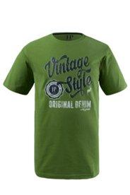 T-Shirt Vintage-Druck