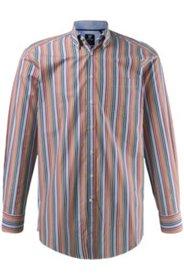 Streifenhemd, Oxford-Details, Comfort-Fit