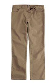 Hose mit elastischem Dehnbund, Fleckenschutz, Regular-Fit