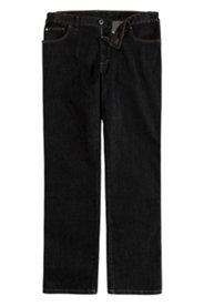 Jeans, elastischer Dehnbund, Regular Fit, 5-Pocket, Stretch