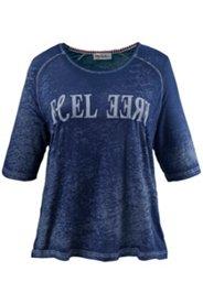 """Shirt mit Schriftzug """"Feel Free"""""""