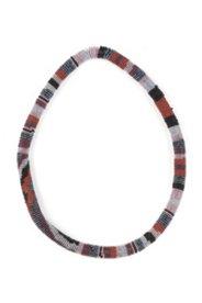 Kette, kurze Form, Perlen, ohne Verschluss