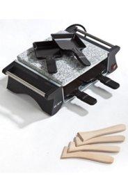De Sina Raclette mit heißem Stein für 4 Personen