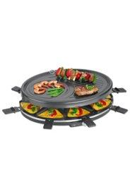 CLATRONIC Raclette-Grill für 8 Personen