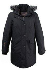 Jacke mit Kapuze, wind- und wasserdicht