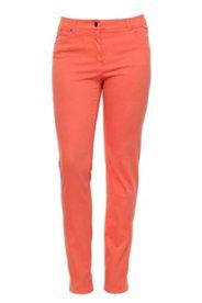 Bodyforming-Jeans, schmales Bein