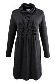 Longpullover / Kleid mit Rollkragen