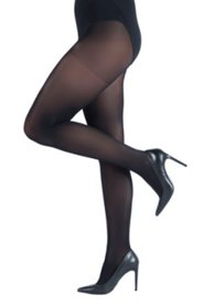 Collants en microfibre
