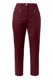 "Pantalon stretch ""Mony"", coupe droite, 100% confort"
